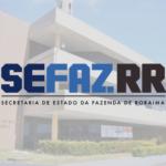 Concurso Secretaria da Fazenda de Roraima