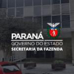 Concurso Secretaria da Fazenda do Paraná